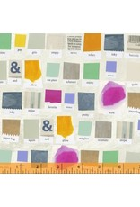 Windham Color Theory - Swatch Paper