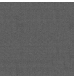 Makower UK Linen Texture - Slate coupon (± 23 x 110 cm)