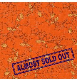 Robert Kaufman Collection CF - Flora Orangeade