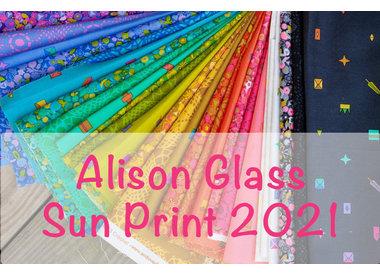Alison Glass - Sun Print 2021