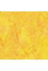 Anthology Fabrics Be Colourful Batik - Bright Yellow