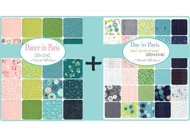Zen Chic - Dance in Paris & Day in Paris