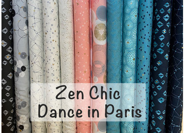 Zen Chic - Dance In Paris