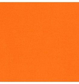 Robert Kaufman Kona Solids - 1265 - Orange