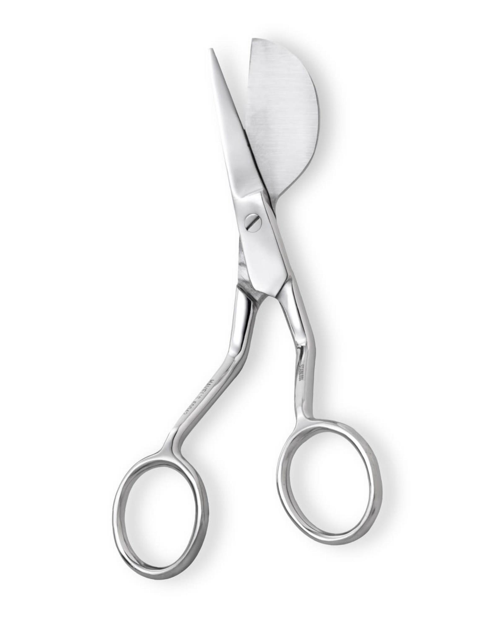 Duckbill Appliqué scissors 5,5 inch - rechtshandig