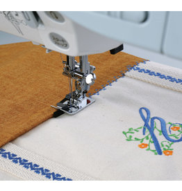 Janome Janome 7 mm - Ditch Quilting Voet