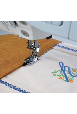 Janome Janome 9 mm - Ditch Quilting Voet