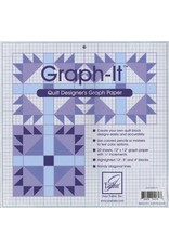 Diversen Graph-it - 1/4 inch Graph Paper