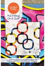 Latifah Saafir Studios Put A Ring On It Quilt
