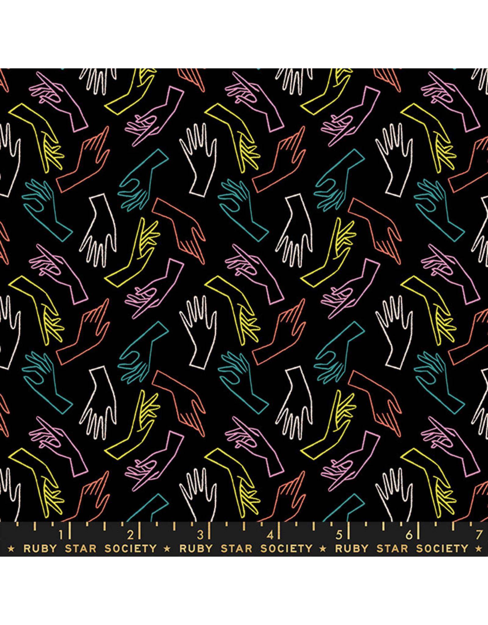 Ruby Star Society Adorn - Gestures Black