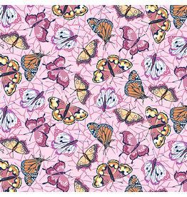 Contempo Under the Sun - Butterflies Rose