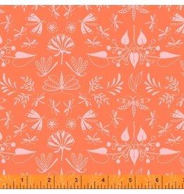 Windham Aerial - Wingspan Orange coupon (± 28 x 110 cm)