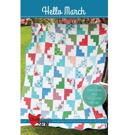 Cluck Cluck Sew Cluck Cluck Sew - Hello March