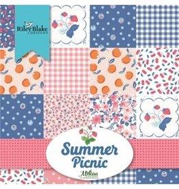 Riley Blake Designs Summer Picnic - 5 x 5 Pack
