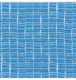 Robert Kaufman Collection CF - Angled Blue