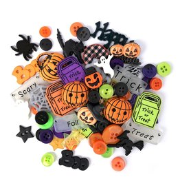 Buttons Galore Halloween - Button Value Pack