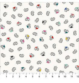 Figo Peppermint - Hedgehogs White