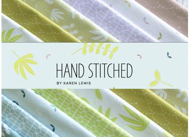 Karen Lewis - Hand Stitched