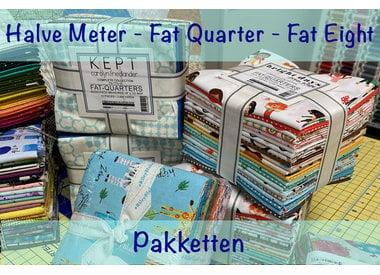 Fat Quarter Pakketten