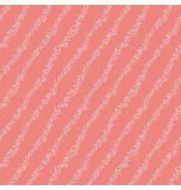 Riley Blake Designs Sew Kewpie - Vines Coral