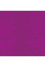 Andover Declassified - Circuitry Rhodolite coupon (± 32 x 110 cm)
