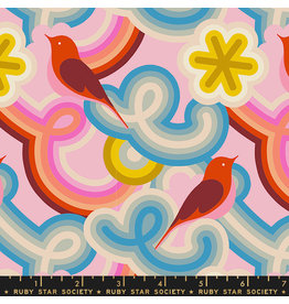Ruby Star Society Social - Good Morning Pink coupon (± 30 x 110 cm)
