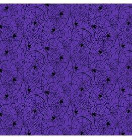 Diversen Spider Web - Purple