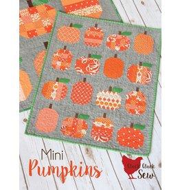 Cluck Cluck Sew Cluck Cluck Sew - Mini Pumpkins