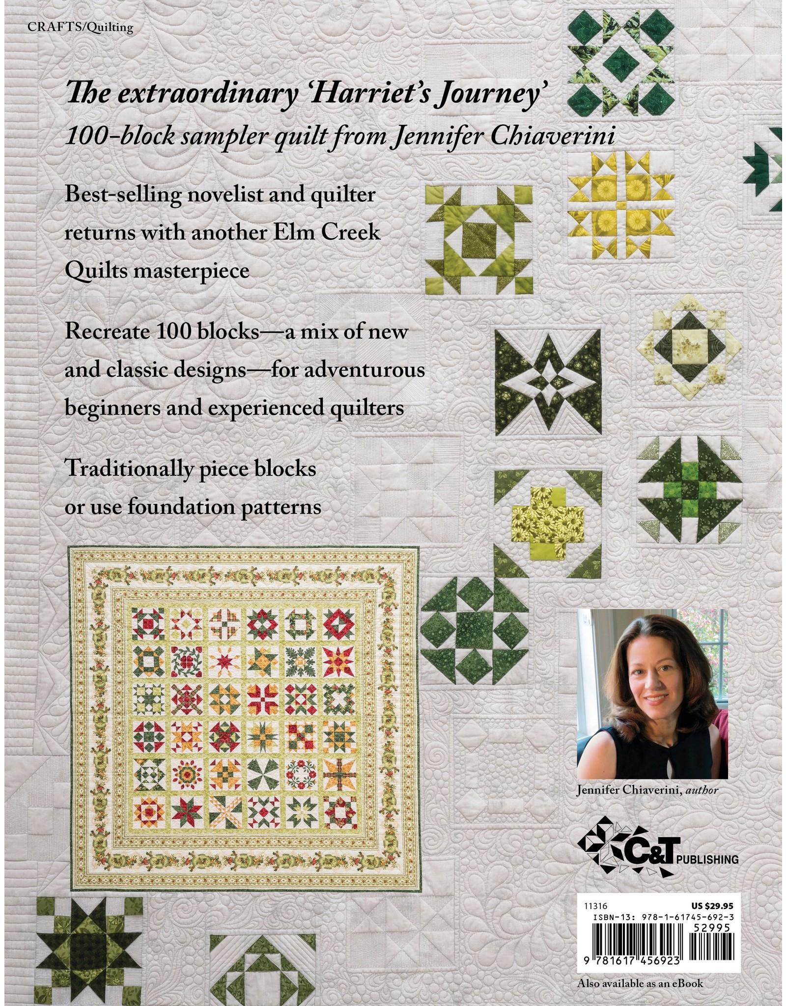 CT Publishing Jennifer Chiaverini - Harriet's Journey