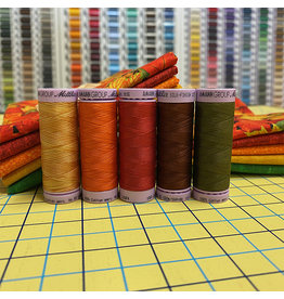 Mettler Mettler - Silk Finish Cotton 50 - Herfst