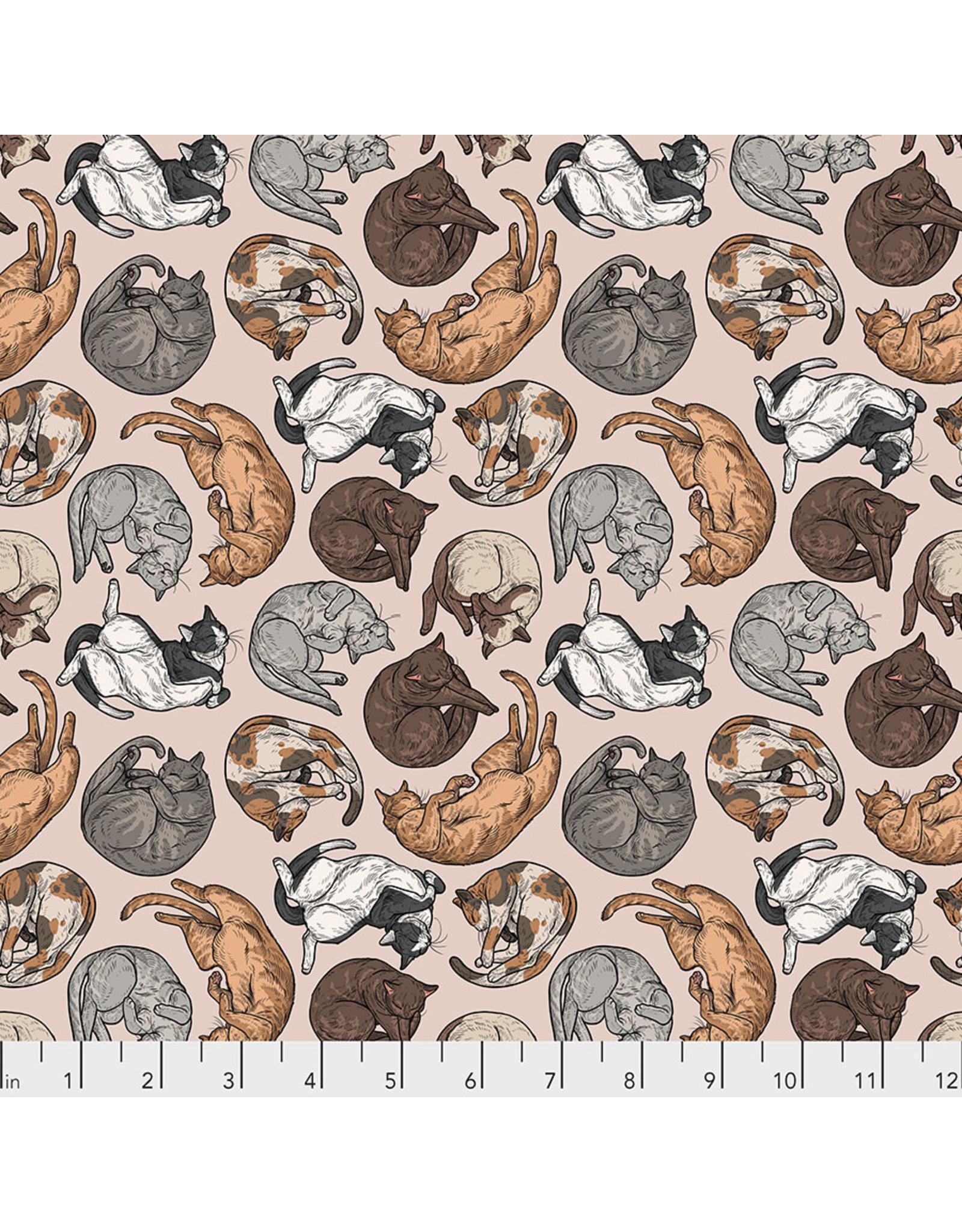 FreeSpirit Cat Tales - Cat Nap Natural