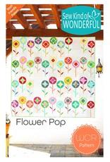 Sew Kind of Wonderful Sew Kind of Wonderful patroon - Flower Pop