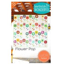 Sew Kind of Wonderful Flower Pop
