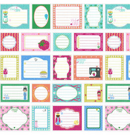 Blank Quilting Handmade with Love - Quilt Labels