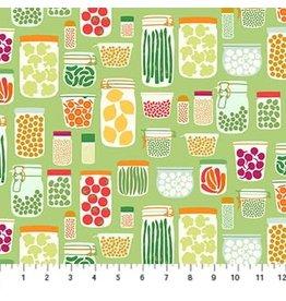 Figo Grow - Jars Green Multi