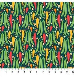 Figo Grow - Peppers Teal