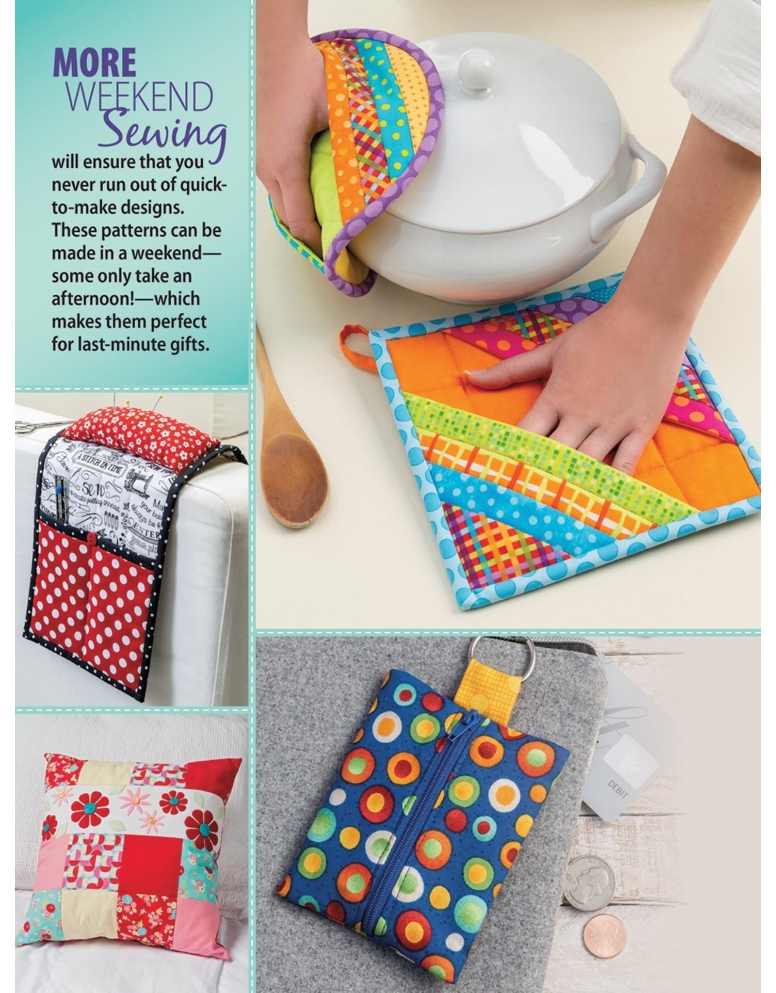 Diversen Annie's Sewing - More Weekend Sewing