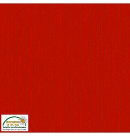 Stof Fabrics Basic Twist - Pinstripe Red