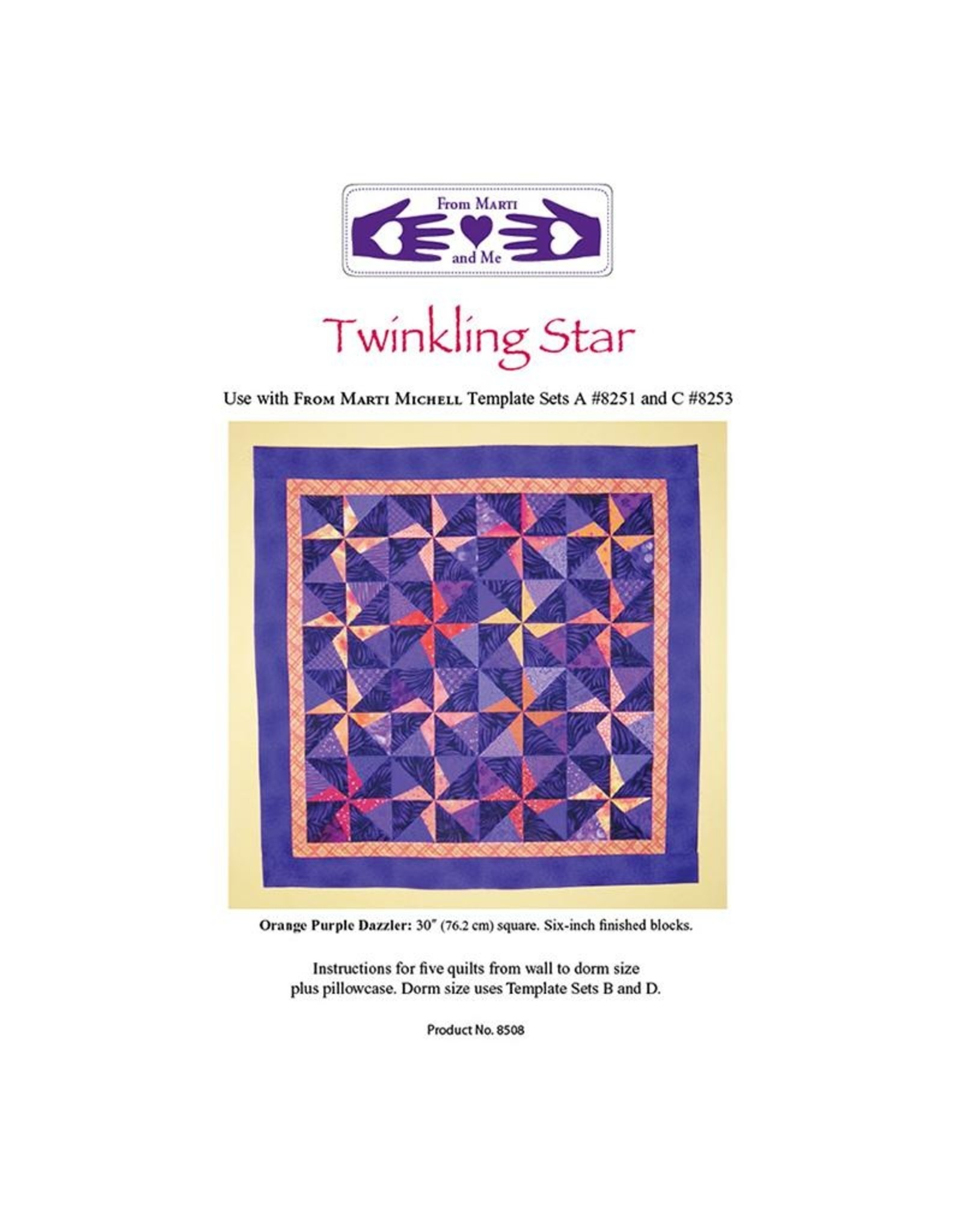 Marti Michell From Marti and Me - Twinkling Star