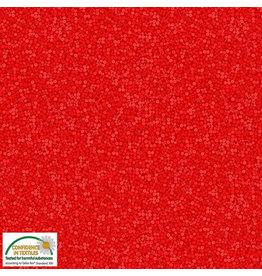 Stof Fabrics Brighton - Bright Red