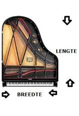 Pianocarpet Grandpianocarpet custom made