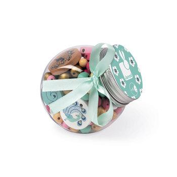 JANOD Birdy- Paons - 220 Perles