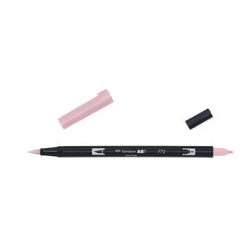 TOMBOW ABT-772 Feutres pinceaux Dual Brush Pen, rougir