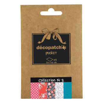 DECOPATCH Pocket collection n°2