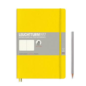 LEUCHTTURM Carnet Citron, Couverture souple, Composition (B5), 123 p., pointillé