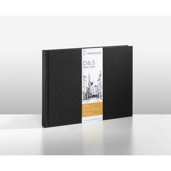 HAHNEMUHLE D&S Livre croquis paysage 80FL A5 140G