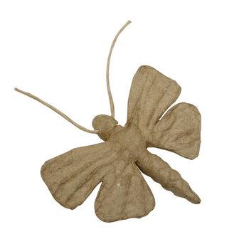 DECOPATCH Papillon en papier mâché 14cm