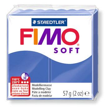 STAEDTLER Fimo Soft 57G Bleu Brillant / 8020-33