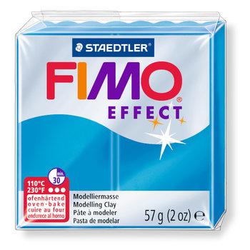 STAEDTLER Fimo Effect 57G Bleu Translucide / 8020-374