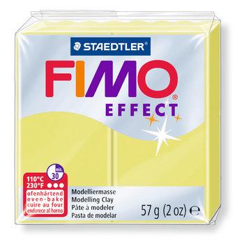 STAEDTLER Fimo Effect 57G Jaune Citrine / 8020-106